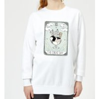 Barlena The Cheat Day Women's Sweatshirt - White - L - White