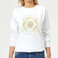 Snakes Women's Sweatshirt - White - 5XL - White - Snakes Gifts