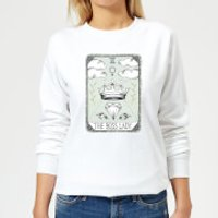 Barlena The Boss Lady Women's Sweatshirt - White - XL - White