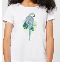 Parrot Women's T-Shirt - White - 5XL - White - Parrot Gifts