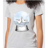 Barlena Teatime Women's T-Shirt - Grey - XXL - Grey