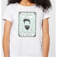 The Hipster Women's T-Shirt - White - 5XL - White - Hipster Gifts