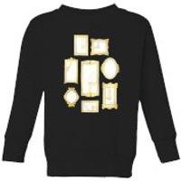 Barlena Frames Kids' Sweatshirt - Black - 9-10 Years - Black