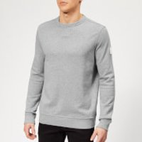 BOSS Men's Walkup Sweatshirt - Grey - M