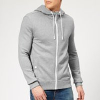 BOSS Hugo Boss Men's Zounds Zip Hoodie - Grey - S