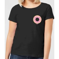 Doughnut Women's T-Shirt - Black - XL - Black
