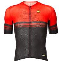 Ale Graphics PRR Slide Jersey - S - Black/Red