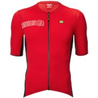 Ale Solid Block Jersey - XXL - Red