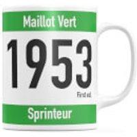Maillot Vert Mug