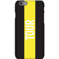 Tour Phone Case for iPhone and Android - iPhone 6 Plus - Snap Case - Matte