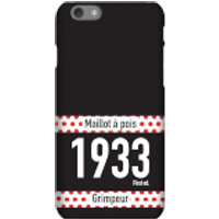 Maillot A Pois Phone Case for iPhone and Android - iPhone 6 Plus - Tough Case - Gloss