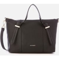 Ted Baker Women's Olmia Knotted Handle Small Tote Bag - Black