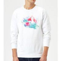 Aquaman Mera First Princess Sweatshirt - White - L - White