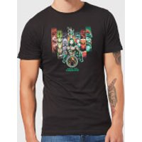 Aquaman Unite The Kingdoms Men's T-Shirt - Black - L - Black