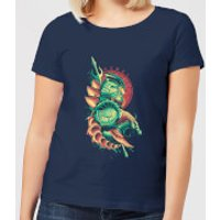 Aquaman Xebel Women's T-Shirt - Navy - XXL - Navy