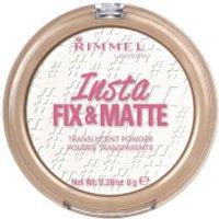 Rimmel Insta Fix & Matte Powder - Translucent