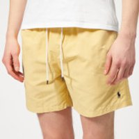 Polo Ralph Lauren Men's Traveller Swim Shorts - Empire Yellow - L - Yellow