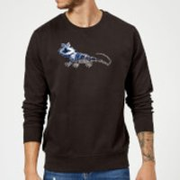Fantastic Beasts Tribal Chupacabra Sweatshirt - Black - 5XL - Black