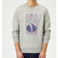 Fantastic Beasts Queenie Sweatshirt - Grey - L - Grey