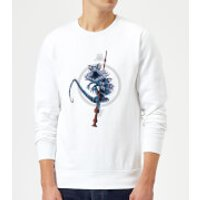 Fantastic Beasts Chupacabra Sweatshirt - White - XL - White