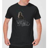 Fantastic Beasts Tribal Augurey Men's T-Shirt - Black - S - Black