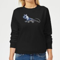Fantastic Beasts Tribal Chupacabra Women's Sweatshirt - Black - M - Black