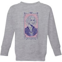 Fantastic Beasts Queenie Kids' Sweatshirt - Grey - 9-10 Years - Grey