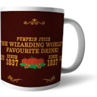 Fantastic Beasts Pumpkin Juice Mug - Pumpkin Gifts