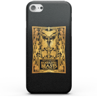 Fantastic Beasts Text Book Phone Case for iPhone and Android - iPhone 5/5s - Tough Case - Gloss