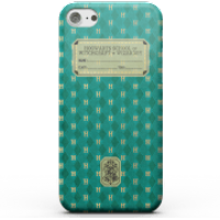 Harry Potter Ravenclaw Text Book Phone Case for iPhone and Android - iPhone 5/5s - Snap Case - Gloss