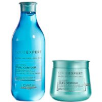 L'Oreal Professionnel Serie Expert Curl Contour Shampoo and Masque Duo
