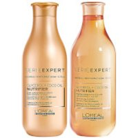 L'Oreal Professionnel Serie Expert Nutrifier Shampoo and Conditioner Duo