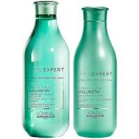 Dúo de champú y acondicionador Volumetry Serie Expert de L'Oréal Professionnel