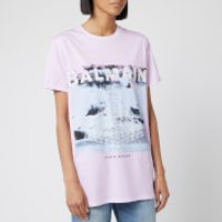 Balmain Women's Pyramid Print T-Shirt - Multi - FR 36/UK 8 - Multi
