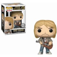 Pop! Rocks Nirvana Kurt Cobain with Sweater EXC Pop! Vinyl Figure - Nirvana Gifts