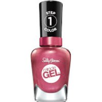 Sally Hansen Miracle Gel Nail Varnish 14.7ml (Various Shades) - Saturn it up!