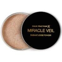 Max Factor Miracle Veil Loose Powder - Transparent 4g