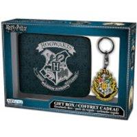 Harry Potter Hogwarts Wallet and Keyring Set - Wallet Gifts