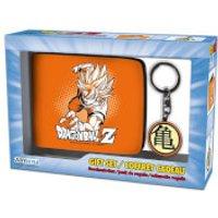 Dragon Ball Z Wallet and Keyring
