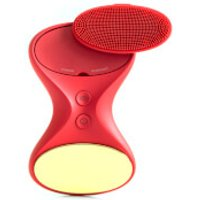 BeGlow Limited Edition Tia Rouge: All-in-One Sonic Skin Care System - Red