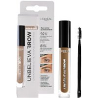 L'Oreal Paris Unbelievabrow Long-Lasting Brow Gel 3.4ml (Various Shades) - 103 Warm Blonde