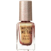 Barry M Cosmetics Molten Metal Nail Paint (Various Shades) - Golden Hour