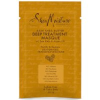 Shea Moisture Raw Shea Butter Treatment Masque Sachet 59ml