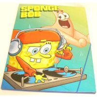 SpongeBob SquarePants Notebook File - Spongebob Gifts