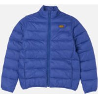 Barbour International Boys Reed Quilt Jacket - Charge Blue - XXL/14-15 Years