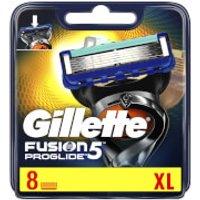 Fusion5 Men's ProGlide Razor Blades - 8 Blade Refills