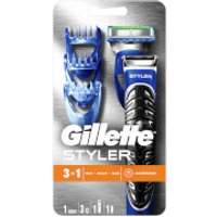 Gillette All Purpose Styler: Beard Trimmer, Razor and Edger