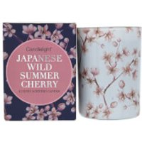 Candlelight Japan Wild Summer and Cherry Candle in Gift Box - Japan Gifts