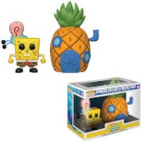 Spongebob Squarepants with Pineapple Pop! Town - Spongebob Gifts