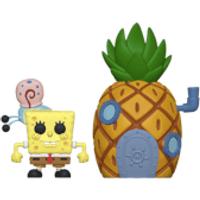 Spongebob Squarepants with Pineapple Pop! Town - Spongebob Squarepants Gifts
